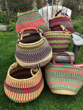 Fair Trade Baskets & Festival Items